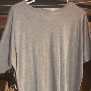 American Apparel Shirts - Men's 3 button v-neck